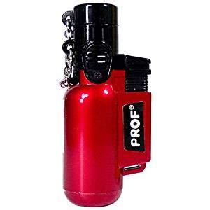 Jet Lighter - das Ultrakompakte Gasbrenner Feuerzeug hält jedem Sturm stand! Diverse Farben Wiederaufladbar! Torch Lighter 1x