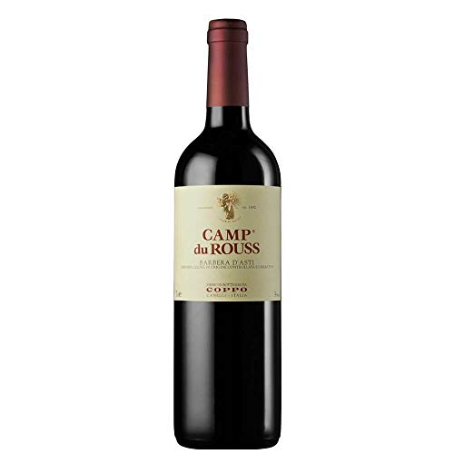 COPPO - Barbera D'Asti Camp du Rouss - 2016-0,75l