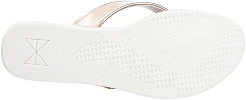 Butterfly Twists Bondi, Ballerine Punta Aperta Donna Rosa(Soft Rosa/Rose Gold)