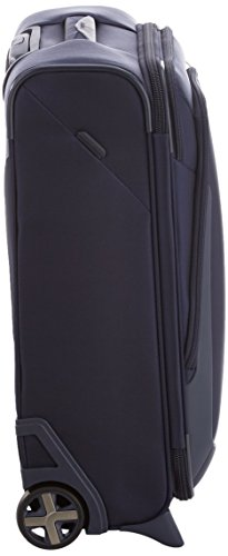 Samsonite X'BLADE 3.0 Upright 55/20 Erweiterbar Koffer, 51.5 Liter, Schwarz Blau