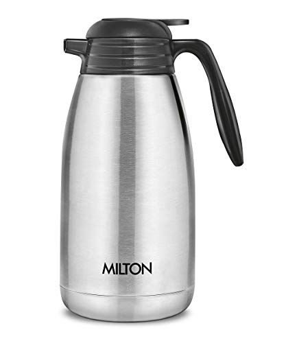 Milton Thermosteel Carafe Classic Tea/Coffee Pot (2000 ML)