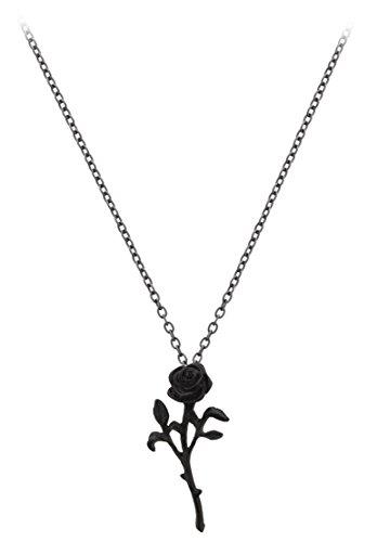 Alchemy Gothic The Romance of The Black Rose Halskette Standard