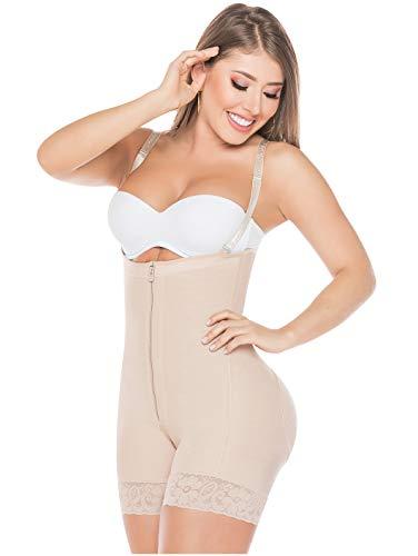 fd4d938dab Salome 0215 Women Flat Tummy Control Butt Lifter Body Shaper Postpartum  C-Section Post Surgery