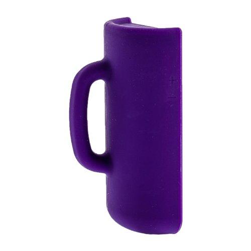 iPhone 4S / iPhone 4G MUG Case Designer Schutzhülle Hülle Tasse ROT mit Selbststandfunktion (Fotos Filme anschauen) Violett