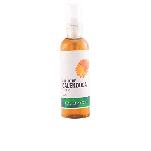 Tot Herba Lozione Corporale, Aceite Cuerpo Calendula, 100 ml