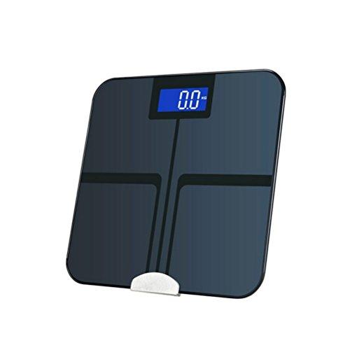 Waage Hightech-Bluetooth Fettwaage Ito Beschichtung Bluetooth Körperfettwaage , Blau