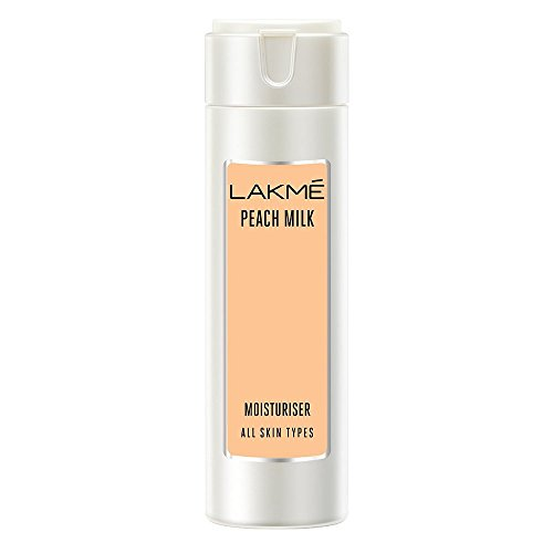 Glamorous Mart - Lakme Peach Milk Moisturizer Body Lotion - 200 ml - Loreal Body Shampoo