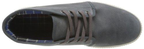 Victoria Chukka Piel, Unisex - Erwachsene Sneaker Grau - grau