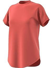 Amazon Camisetas es Adidas Mujer Naranja YaXqTY