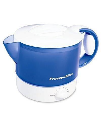 Proctor Silex 45802B Hot Pot, Blue by Proctor Silex