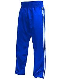 check out eadf1 68d40 Adidas PFC03 Full Contact Climacool - Pantaloni da uomo, Blu, L (180 cm