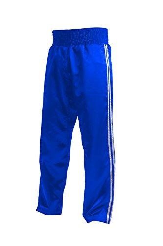 adidas Hose Kickboxen Kick Pants, Blau, L