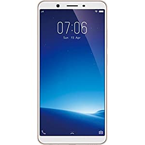 Vivo Y71 (18:9 FullView Display, Gold,16GB) with Offers