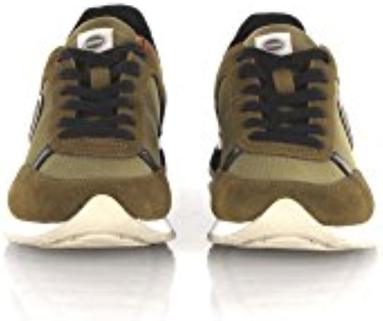 Colmar Sneakers Uomo 43 Militare A-Travis Drill. Primavera Estate 2018