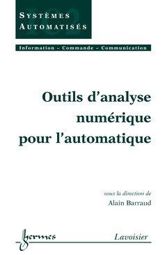 OUTILS D'ANALYSE NUMERIQUE POUR L'AUTOMATIQUE
