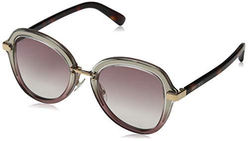 Jimmy Choo Damen DREE/S 3X YL7 51 Sonnenbrille, Silber (Silver Hvna Pink)