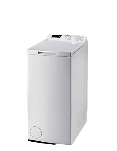 Indesit Waschmaschine Toplader ITW D 61252 W DE  im Test