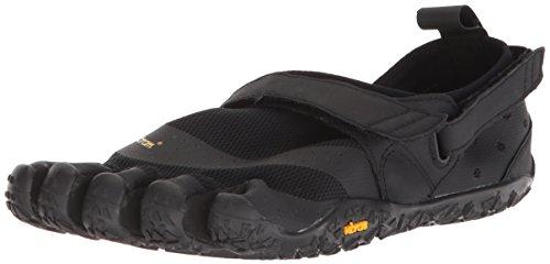 Vibram FiveFingers 18W7301 V-Aqua, Aqua Schuhe Damen, Schwarz (Black), 38 EU