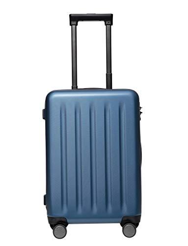 Mi Polycarbonate 55 cms Blue Hardsided Cabin Luggage (XDLGX-01)