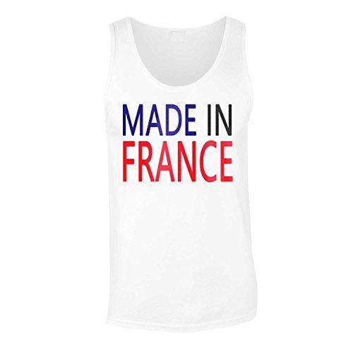 Fabriqué en France Drôle Nouveauté Nouveau Hommes Debardeur i16mt