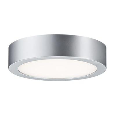 LED-Deckenleuchte 1-flammig Orbit Größe: 5,1 cm H x 20 cm Ø von Paulmann bei Lampenhans.de