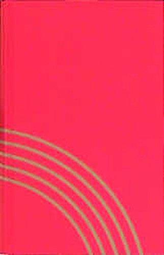 Evangelisches Gesangbuch. Ausgabe für die Evangelisch-Lutherische Landeskirche Sachsens. Standard-Ausgabe: Evangelisches Gesangbuch, Ausgabe für die ... Landeskirche Sachsens, Surbalin, rot