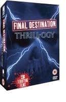 Final Destination 1 - 3 Box Set [DVD]