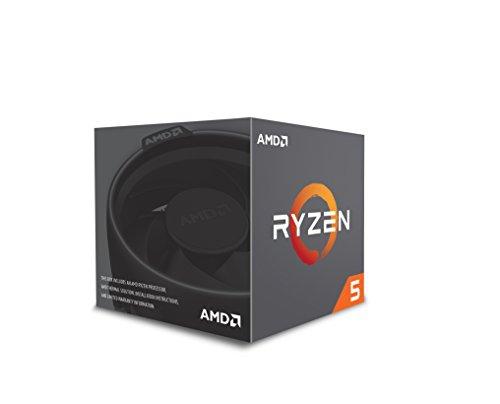 For Sale AMD Ryzen 5 1500X Desktop CPU-AM4(Quad Core,3.5GHz -3.7GHz Turbo,65W) on Amazon