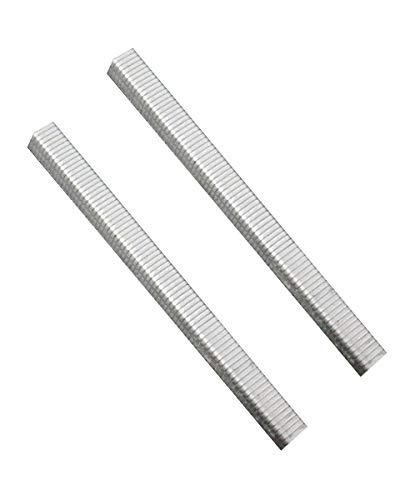 Beeketal Clips passend zu den Beeketal Wurstclippern (Dicke/Breite/Länge) 2,1 x 8 x 10 mm, 2000 Stk.