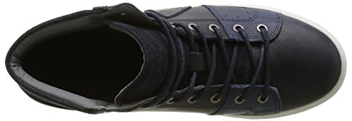 Le Coq Sportif Herren Arras Mid Sneakers Blau (Dress Bleu)