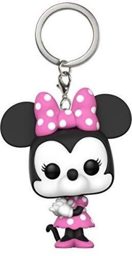 Funko Pop!- Disney Llavero Vinilo Minnie