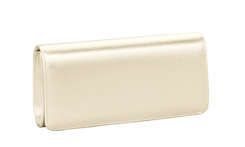 Brauttasche Rainbow Club /Belle/ Satin ivory -