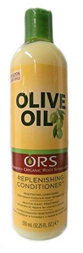 Organic Root Stimulator Olive Oil Replenishing Conditioner, 12.25 Ounce by Organic Root Stimulator