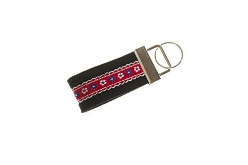 TrachtenBrummsel Mini Schlüsselband AMMERSEE (Trail-running-mini)