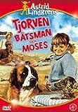 Astrid Lindgren - Tjorven, Båtsman och Moses -DVD Region 2 -No English