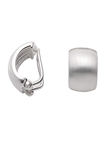 1 Paar Silber Ohrringe Ohrclips 925 Sterling Silber