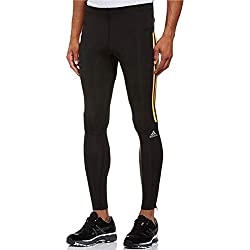 Malla Adidas Running Negro/Naranja Hombre S Negro