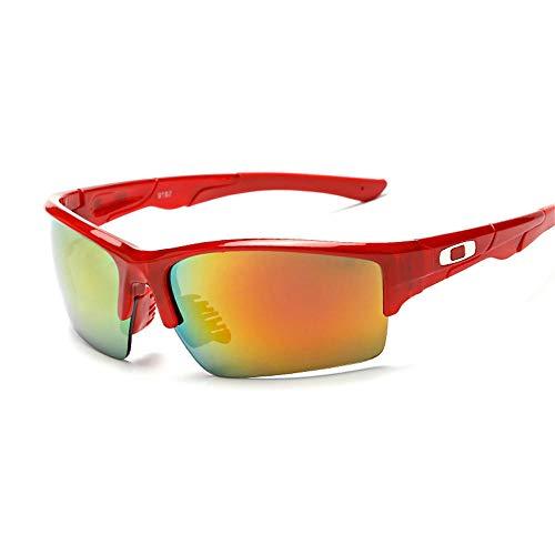 Sportliche Sonnenbrillen Herren- und Damenfahrradbrillen UV400 Angeln, Laufen, Fahren, Golf @ 1