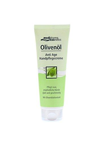 Huile d'olive main Crème de soin anti-rides, 125 ml