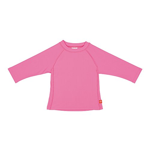 Lässig 1431007804 Baby Long Sleeve Rashguard Langarmshirt, Rosa (Light Pink),  18 Monate
