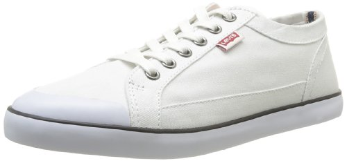 Blanc Homme Basses Levis Venice White Low Brilliant 50 Sneakers mnON80wv
