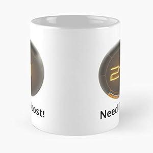 Rocket League 21st Birthday Football - Best Gift Ceramic Coffee Mugs