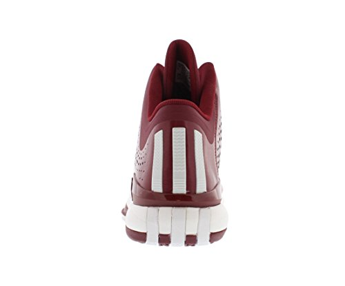 Adidas Sm D Rose 773 Iii pallacanestro calza il formato 16, Regular larghezza, colore bordeaux Burgundy