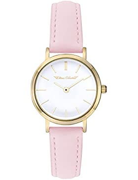 Time Chain Damen-Armbanduhr 70008/GD/PK