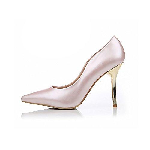 FLYRCX Europeo di moda minimalista luce sexy tacchi brevetto lady singole parti scarpa lavoro a