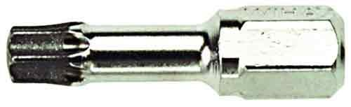 Wiha 71517 Wiha 71517 T15 by 25mm Torx Diamond Insert Bit by Wiha -