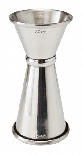 , Barmaß 20ml und 40ml Maßnahme Spirit Cocktail & Bar Equipment