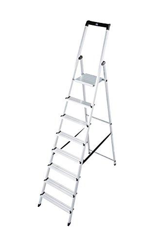 """Krause Stufen-Stehleiter """"Solidy"""" 8 Stufen"""