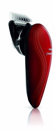 Philips QC5550/15 Headgroom Regolacapelli Fai Da Te con Testina Rotante a 180° con e senza Filo
