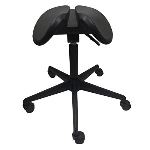 DEE Rege 360 ??¡ã Ergonomie Stehstuhl Stuhl Anti-Rücken Anti-Myopie Computer Stuhl Orthopädischer Stuhl Sattelstuhl Hocker Reiten Ergonomischer Stuhl Mas